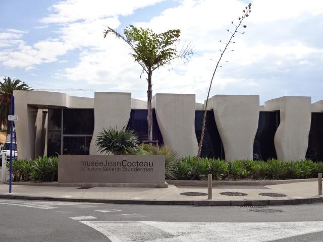 nouvelle musee jean cocteau a menton paris gourmand 2. Black Bedroom Furniture Sets. Home Design Ideas