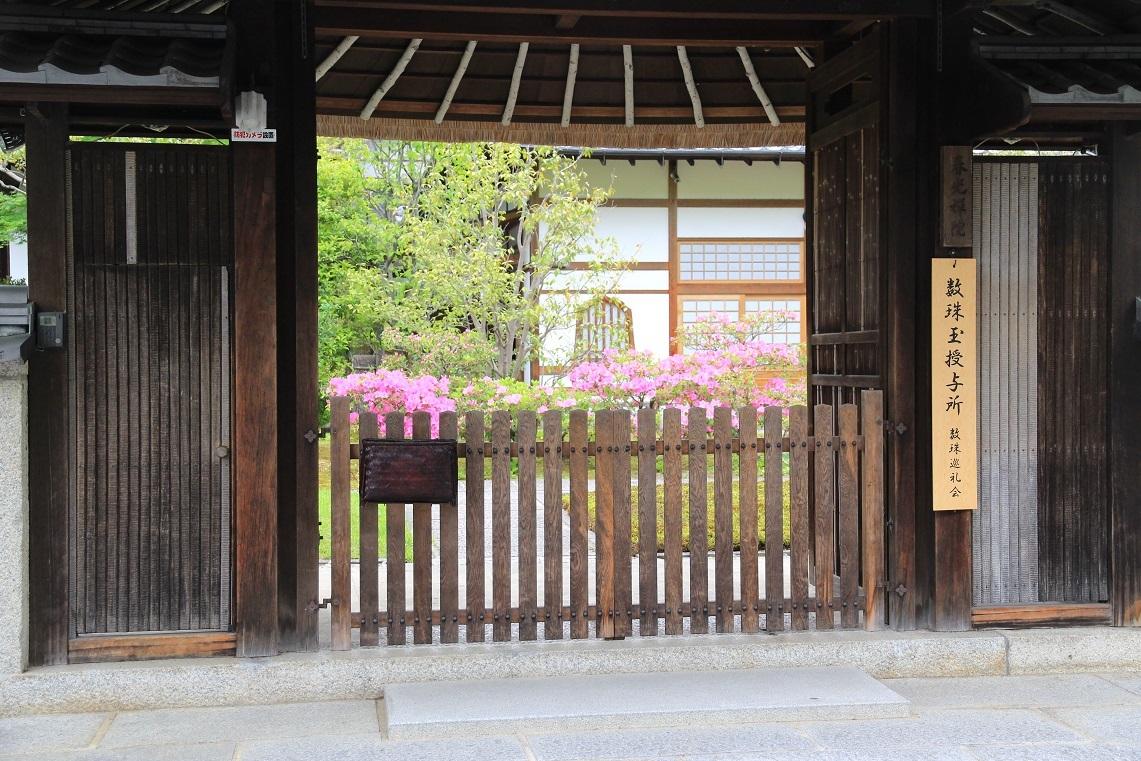 15836歩に感謝 ~京都散策~_a0107574_19040674.jpg