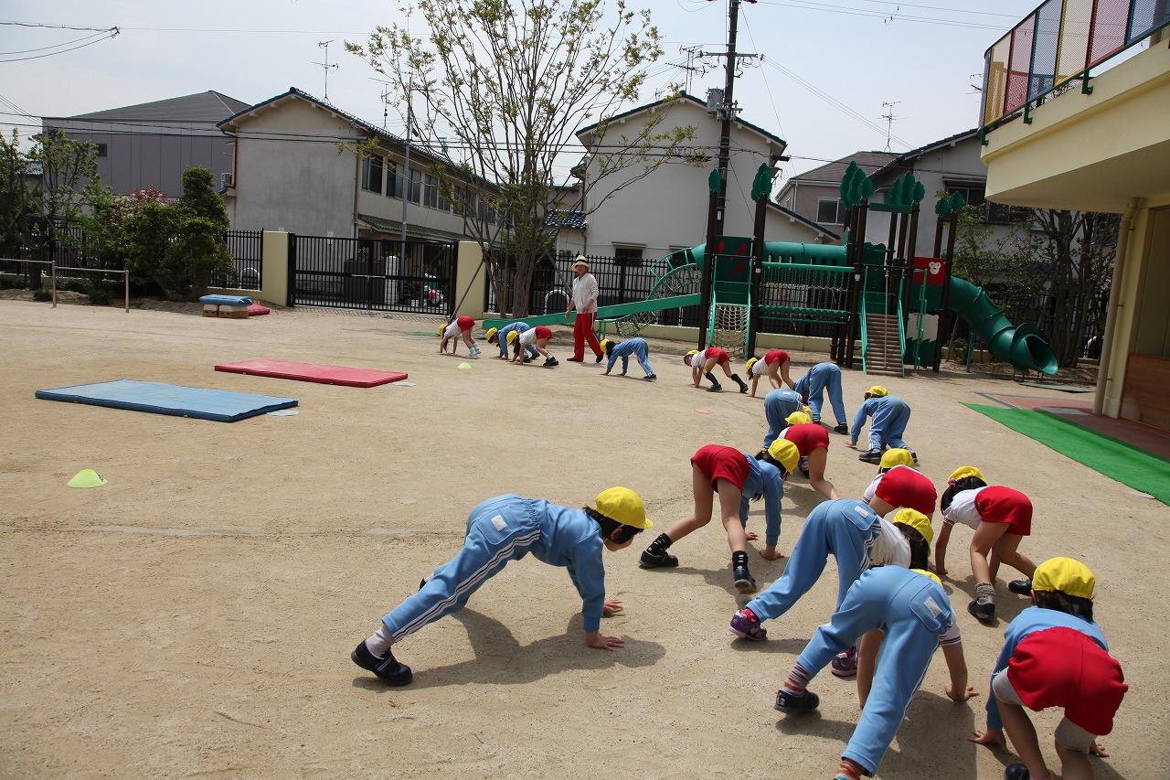 体操(年長・年中組)_b0277979_16543249.jpg