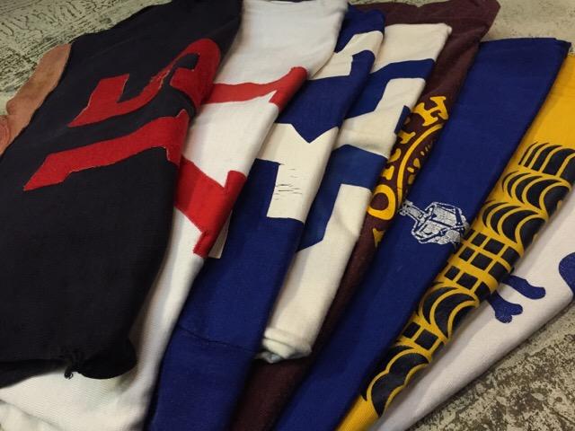 4月27日(水)大阪店ヴィンテージ入荷!#2 ヴィンテージアスレチック編!30\'s~70\'sRayonFootballT-Shirt!! _c0078587_13175186.jpg
