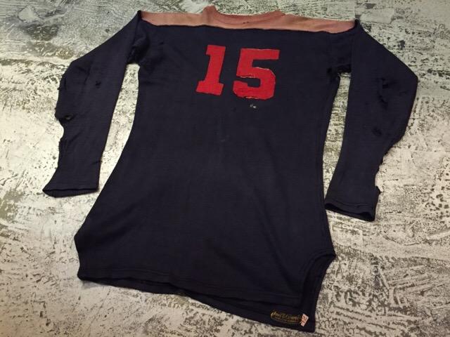 4月27日(水)大阪店ヴィンテージ入荷!#2 ヴィンテージアスレチック編!30\'s~70\'sRayonFootballT-Shirt!! _c0078587_1318498.jpg