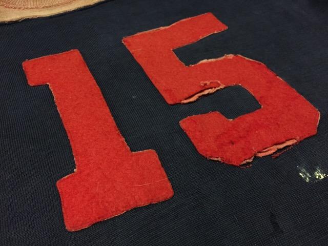 4月27日(水)大阪店ヴィンテージ入荷!#2 ヴィンテージアスレチック編!30\'s~70\'sRayonFootballT-Shirt!! _c0078587_13214941.jpg