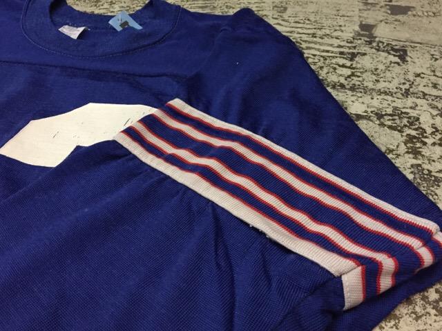 4月27日(水)大阪店ヴィンテージ入荷!#2 ヴィンテージアスレチック編!30\'s~70\'sRayonFootballT-Shirt!! _c0078587_1324817.jpg