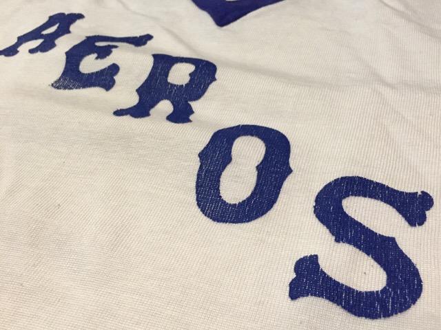 4月27日(水)大阪店ヴィンテージ入荷!#2 ヴィンテージアスレチック編!30\'s~70\'sRayonFootballT-Shirt!! _c0078587_13261114.jpg