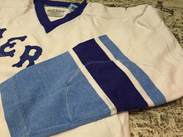 4月27日(水)大阪店ヴィンテージ入荷!#2 ヴィンテージアスレチック編!30\'s~70\'sRayonFootballT-Shirt!! _c0078587_1326498.jpg