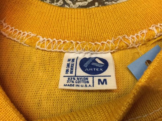 4月27日(水)大阪店ヴィンテージ入荷!#2 ヴィンテージアスレチック編!30\'s~70\'sRayonFootballT-Shirt!! _c0078587_13283640.jpg