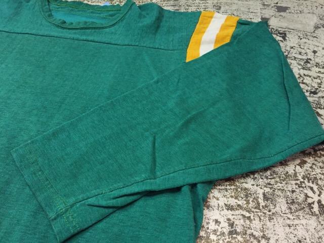 4月27日(水)大阪店ヴィンテージ入荷!#2 ヴィンテージアスレチック編!30\'s~70\'sRayonFootballT-Shirt!! _c0078587_13302271.jpg