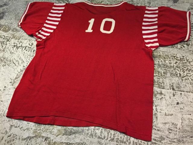 4月27日(水)大阪店ヴィンテージ入荷!#2 ヴィンテージアスレチック編!30\'s~70\'sRayonFootballT-Shirt!! _c0078587_13315025.jpg