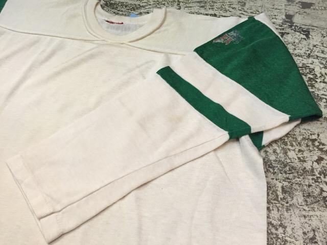 4月27日(水)大阪店ヴィンテージ入荷!#2 ヴィンテージアスレチック編!30\'s~70\'sRayonFootballT-Shirt!! _c0078587_1331561.jpg