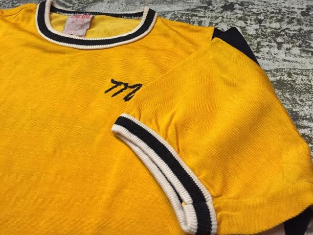 4月27日(水)大阪店ヴィンテージ入荷!#2 ヴィンテージアスレチック編!30\'s~70\'sRayonFootballT-Shirt!! _c0078587_13341892.jpg