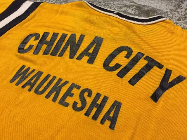 4月27日(水)大阪店ヴィンテージ入荷!#2 ヴィンテージアスレチック編!30\'s~70\'sRayonFootballT-Shirt!! _c0078587_13343258.jpg