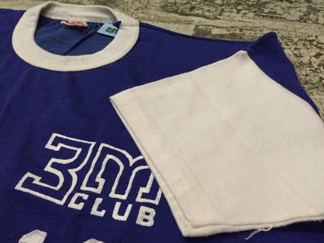 4月27日(水)大阪店ヴィンテージ入荷!#2 ヴィンテージアスレチック編!30\'s~70\'sRayonFootballT-Shirt!! _c0078587_13394926.jpg