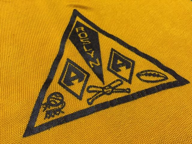 4月27日(水)大阪店ヴィンテージ入荷!#2 ヴィンテージアスレチック編!30\'s~70\'sRayonFootballT-Shirt!! _c0078587_13405637.jpg