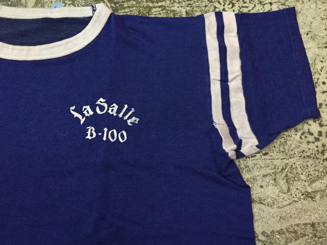 4月27日(水)大阪店ヴィンテージ入荷!#2 ヴィンテージアスレチック編!30\'s~70\'sRayonFootballT-Shirt!! _c0078587_13413665.jpg