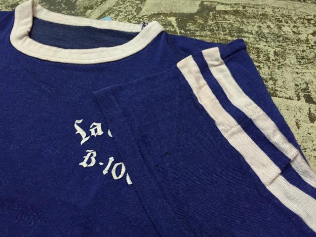 4月27日(水)大阪店ヴィンテージ入荷!#2 ヴィンテージアスレチック編!30\'s~70\'sRayonFootballT-Shirt!! _c0078587_13414569.jpg