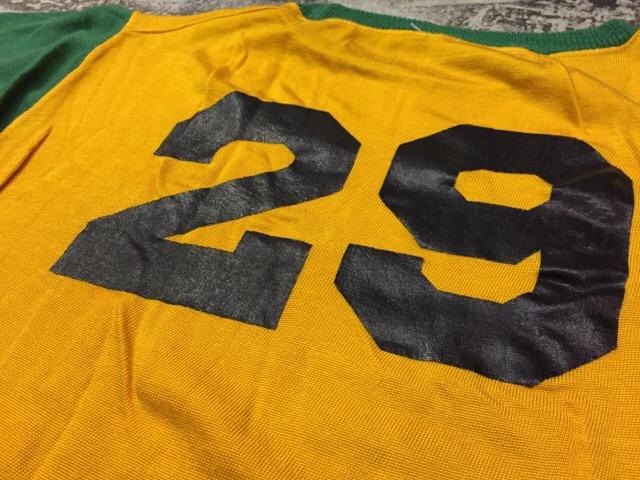 4月27日(水)大阪店ヴィンテージ入荷!#2 ヴィンテージアスレチック編!30\'s~70\'sRayonFootballT-Shirt!! _c0078587_1341560.jpg