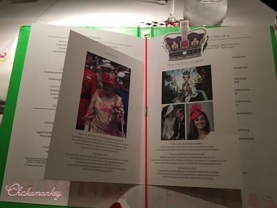 エリザベス女王のお誕生日記念☆期間限定Royal Collection Prêt-à-Portea アフタヌーンティー_f0238789_8203286.jpg