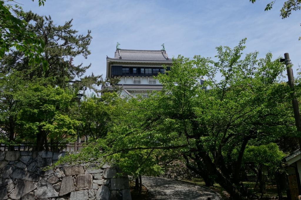 【福岡】小倉城_c0348200_22474878.jpg