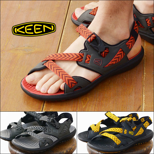 KEEN [キーン] MEN MAUPIN  [1014665/7/8]  MEN\'S_f0051306_21023991.jpg