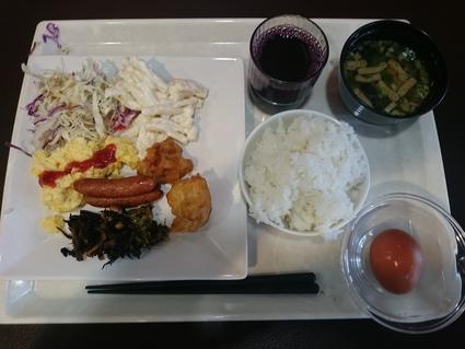4/24 朝食バイキング@ホテル1-2-3甲府・信玄温泉_b0042308_1774312.jpg