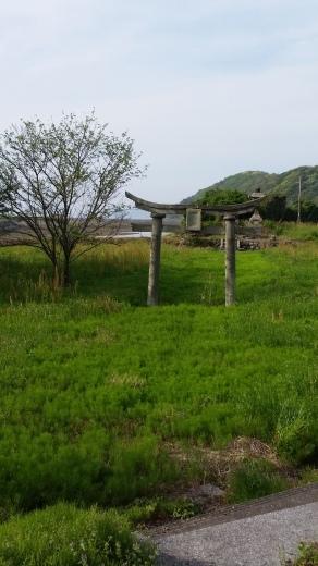 国東Life マテガイ掘り ジブリ的風景_f0208315_20504157.jpg