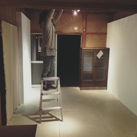 ひろたてつや 個展4/13(水)-4/24(日)10日間の展示が終了しました。/ぎゃらりーマドベ_a0251920_11481618.jpg