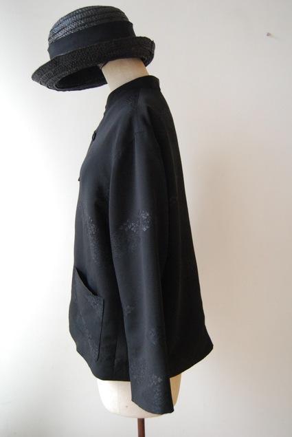 着物りメイク・羽織からチャイナジャケット_d0127925_1542120.jpg