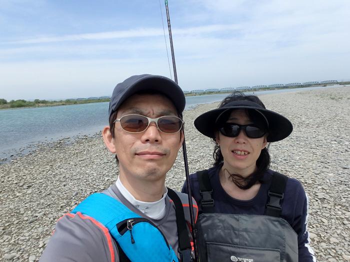 河原で散歩(?)_c0120834_12555484.jpg