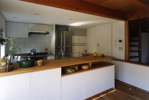 オープンキッチンの法則_c0070136_10303056.jpg
