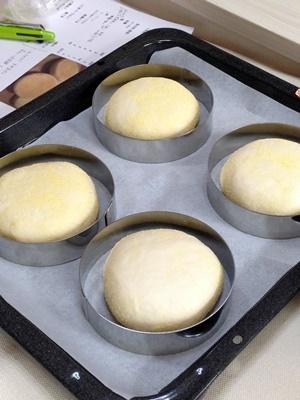 パン教室「イングリッシュマフィンとマヨネーズパン」!_a0165538_12045861.jpg