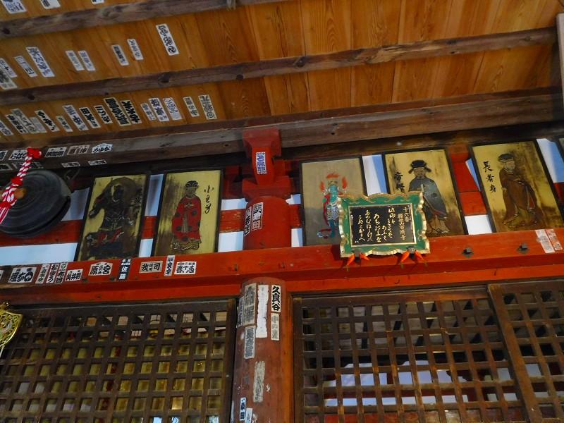 百濟寺の「本堂と鐘楼」20160423_e0237645_14152986.jpg