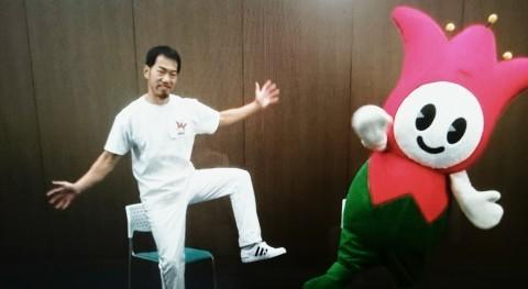 今日は、加古川市尾上町の、養田南公会堂で「いきいき百歳体操」です♪(^o^)/_d0191262_19554738.jpg