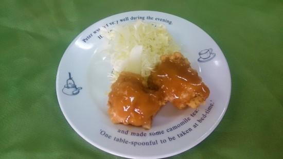 鶏味噌_c0343664_08440838.jpg