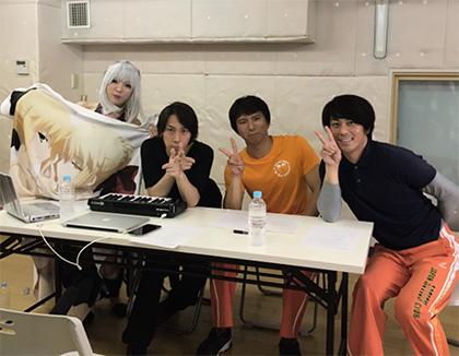Week end アニコステーション_e0146373_654771.jpg