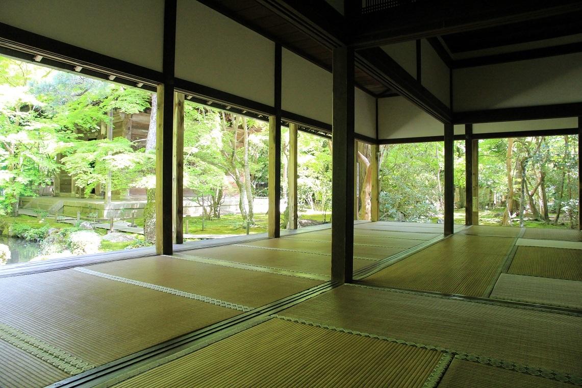 蓮華寺 ~30年前の記憶の柱位置~_a0107574_17461877.jpg