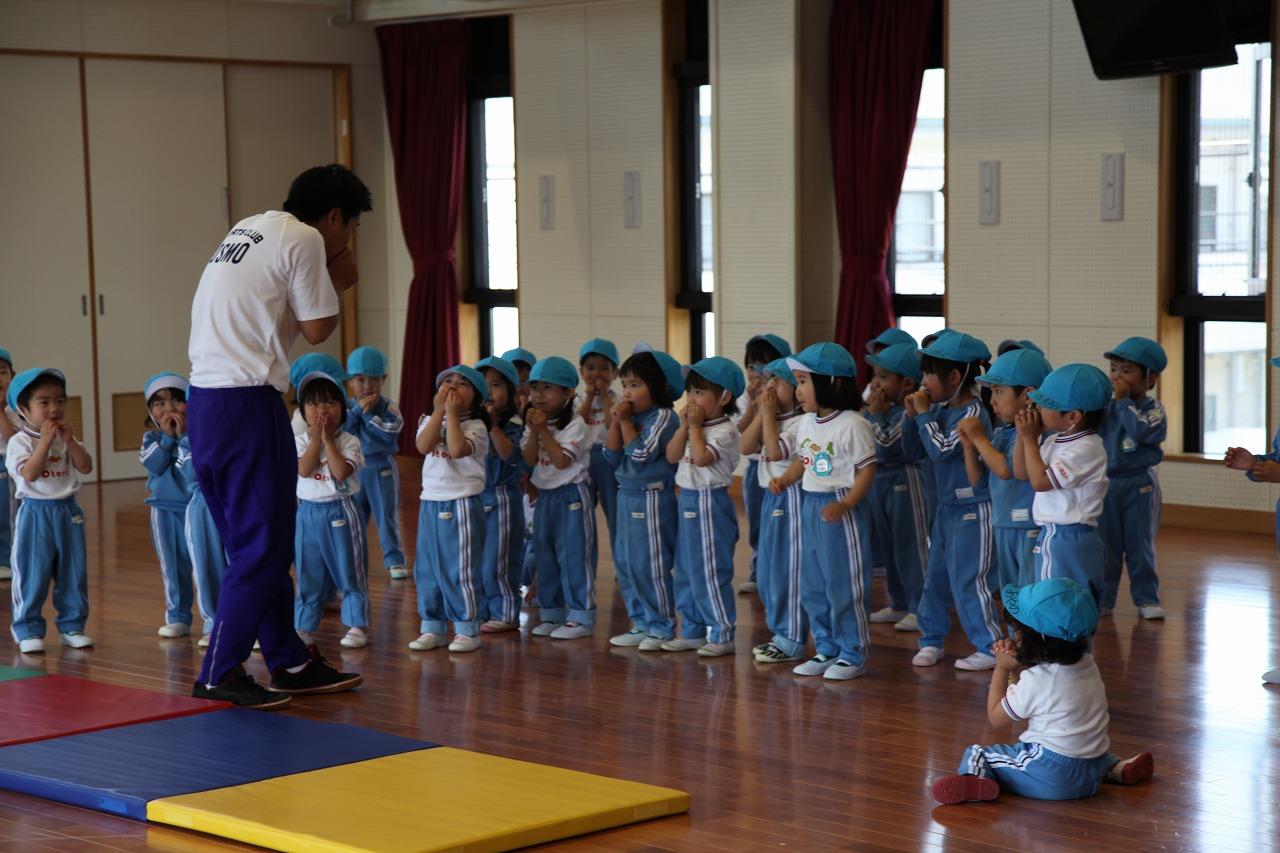 体操(年少・りんご組)_b0277979_15363012.jpg