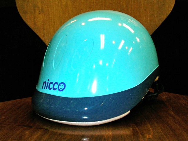 4/20:入荷案内 niccoヘルメット編_b0189682_1033497.jpg