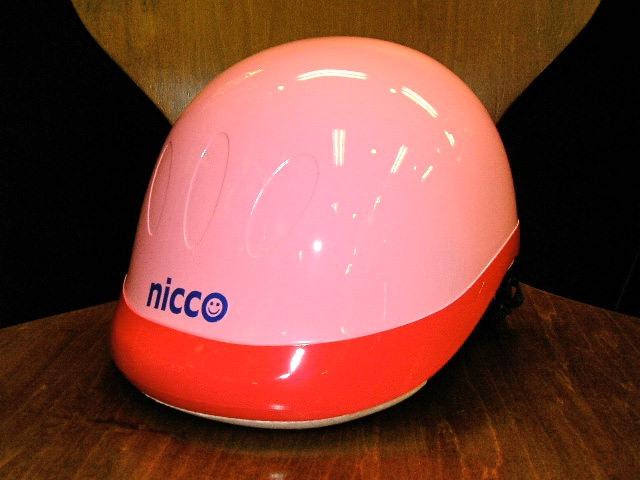 4/20:入荷案内 niccoヘルメット編_b0189682_1033735.jpg