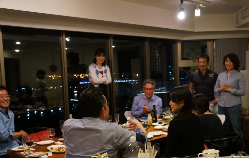 楽しい夜@みなとみらい_c0180686_15402918.jpg