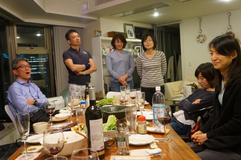 楽しい夜@みなとみらい_c0180686_15403755.jpg