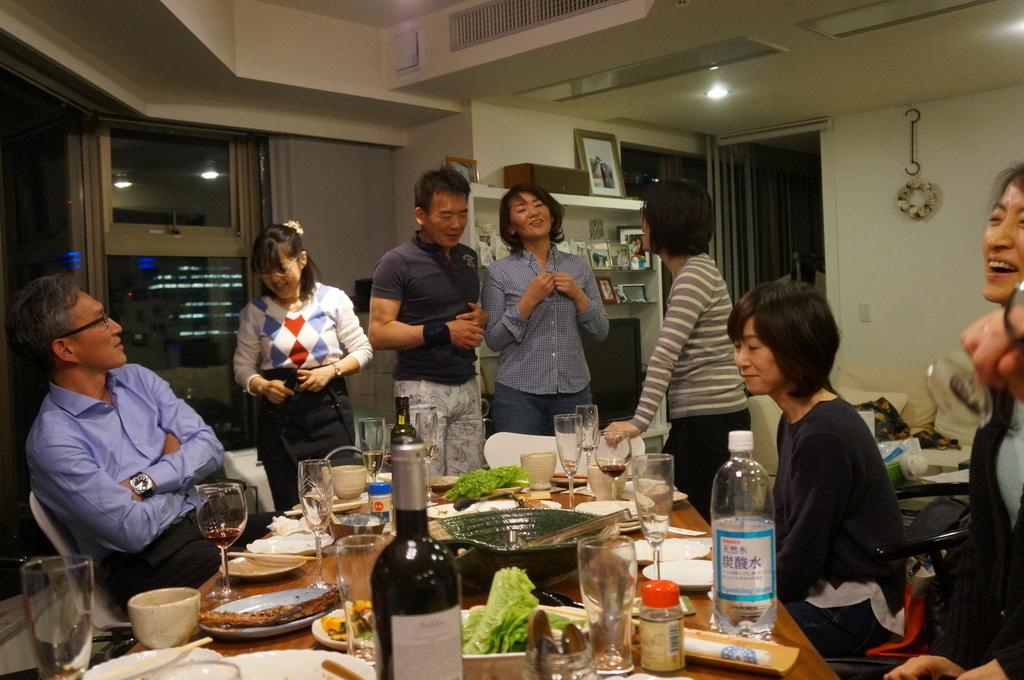 楽しい夜@みなとみらい_c0180686_15404207.jpg