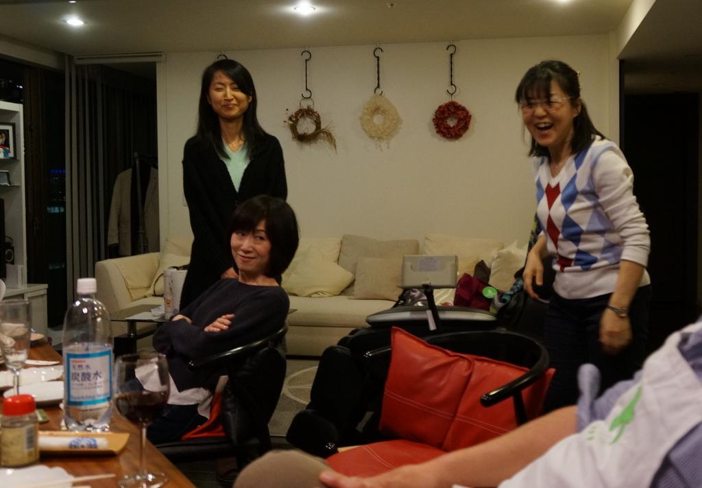 楽しい夜@みなとみらい_c0180686_15404666.jpg