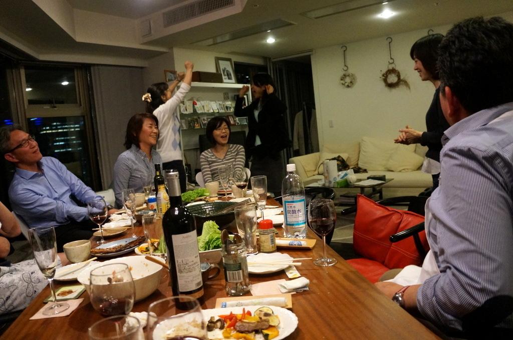 楽しい夜@みなとみらい_c0180686_15405657.jpg