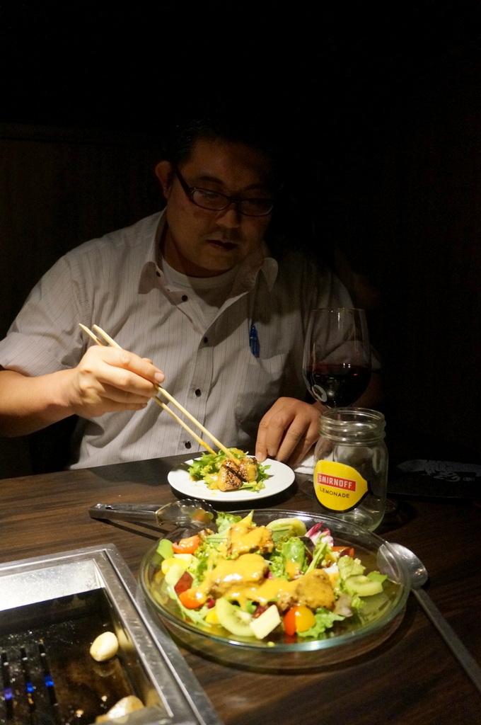 4月20日、CX晩餐。_c0180686_18334406.jpg