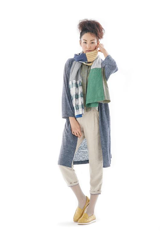 久留米絣の服 ギエモン KURUMI展始まりました_c0256701_8582797.jpg