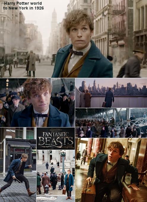 映画『ハリー・ポッター』スピンオフ新シリーズ作品の舞台は、なんとニューヨーク?!_b0007805_6135731.jpg