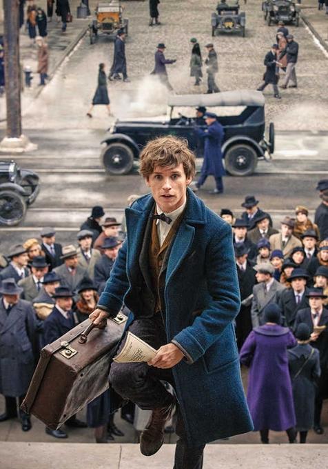 映画『ハリー・ポッター』スピンオフ新シリーズ作品の舞台は、なんとニューヨーク?!_b0007805_6163516.jpg