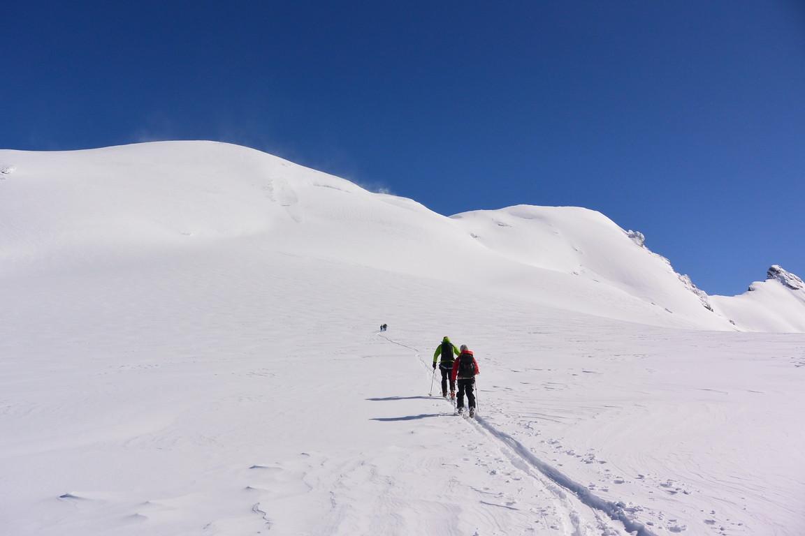 """2016年4月『雪と氷の峰々-アルプス・オートルート②』April 2016 \""""Re-challenge of Alps Haute Route②\""""_c0219616_5515922.jpg"""