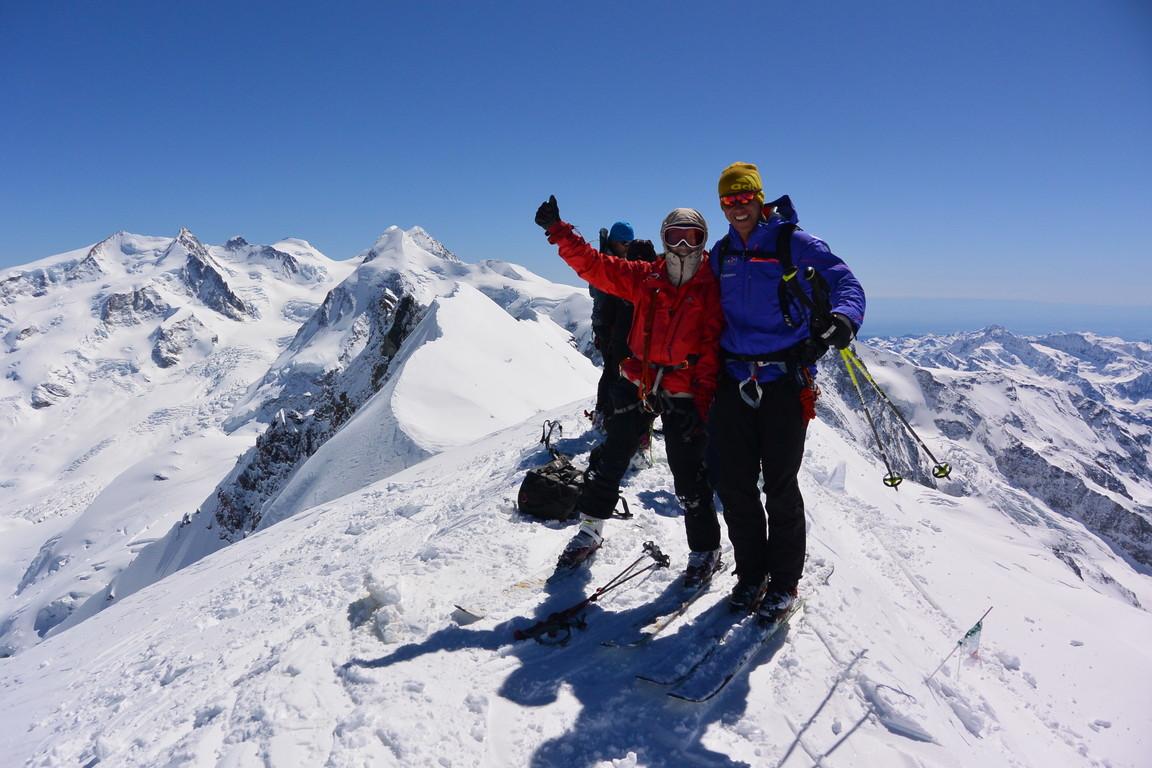 """2016年4月『雪と氷の峰々-アルプス・オートルート②』April 2016 \""""Re-challenge of Alps Haute Route②\""""_c0219616_559155.jpg"""