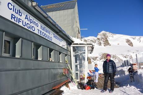 """2016年4月『雪と氷の峰々-アルプス・オートルート②』April 2016 \""""Re-challenge of Alps Haute Route②\""""_c0219616_6223137.jpg"""